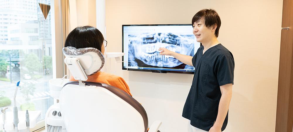 歯を削らない・抜かない虫歯治療