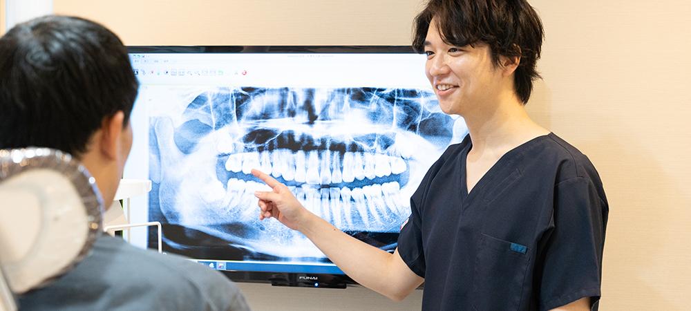 低侵襲な歯科治療
